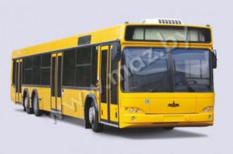 Minske – nauji komfortiški autobusai