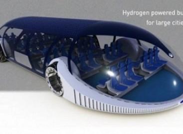 """""""SKhy Bus"""" – ateities transportas didmiesčiams"""