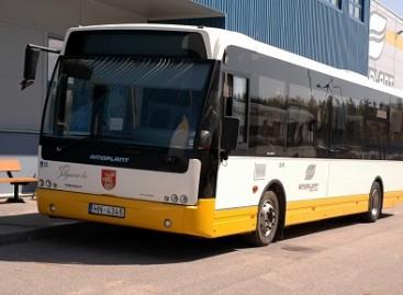 Jelgavoje už važiavimą viešuoju transportu miestiečiai mokės pigiau nei atvykėliai