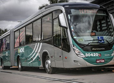 """Volvo"" pateiks autobusus Brazilijai"
