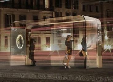 Išmaniosios autobusų stotelės