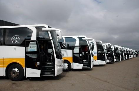 Lietuvoje daugėja aukščiausios komforto kategorijos autobusų
