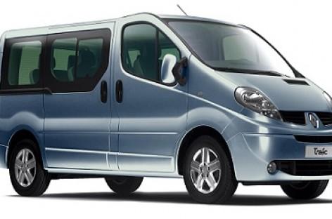 """Naujos kartos """"Renault Trafic"""""""
