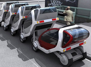 """City Car"" –  transportas ateities miestams"