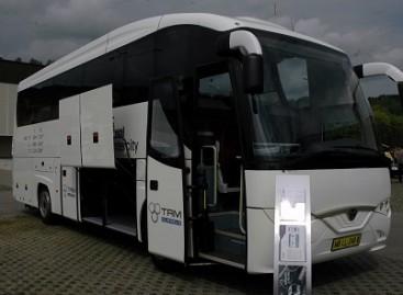 Slovėniški autobusai – iš arti