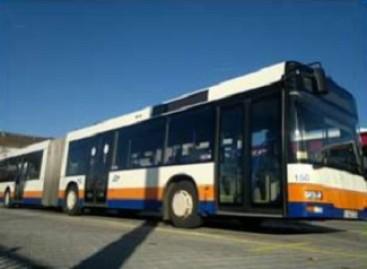 Klaipėdiečiai įsigijo tris sudvejintus autobusus