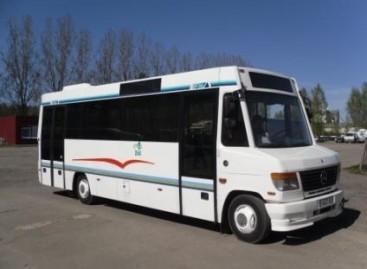 Tauragiškiai renkasi vidutinės klasės autobusus