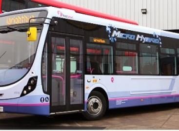 """""""Formulės 1"""" technologijos – naujuosiuose Šefildo autobusuose"""