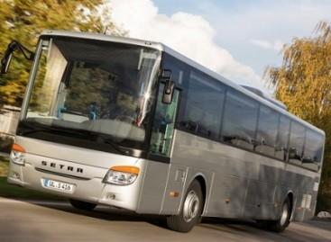 """""""Setra"""" siūlo Turkijoje surinktus autobusus"""