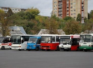"""Parengtas įsakymo """"Dėl Autobusų stoties apžiūros akto formos patvirtinimo"""" projektas"""