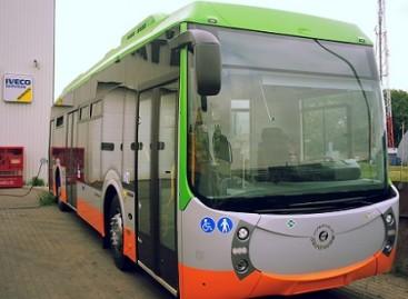 Hibridiniai autobusai atvyko į Klaipėdą, Šiaulius ir Kauną