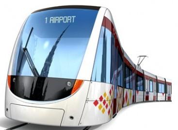 Edinburge – tramvajaus linija