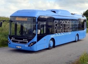"""""""Volvo"""" ketina tiesti kelius elektriniams autobusams"""