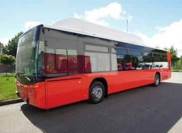Į Lietuvą atvyko pirmieji Kaunui skirti ispaniški autobusai