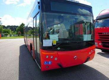 Kaune – nauji, ekologiški ir modernūs autobusai