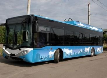 "Troleibusas ""LBus City Smile 12T"" – iš arti"