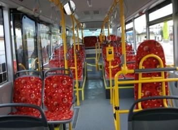 Taškento autobusams stinga degalų
