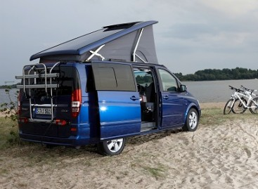 """Mercedes Caravan Salon"" – patogi kelionė"