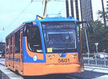 Daugpiliui – nauji tramvajai
