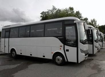 Panevėžyje – dar keturi nauji autobusai