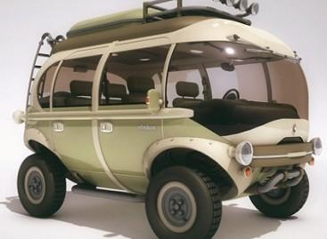 Brazilų dizaineris pristatė mikroautobusą… Marsui