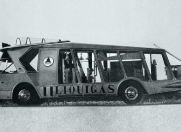 """Carrio de Fuoco"" – autobusas dviratininkams"