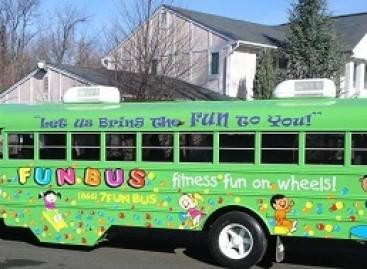Pramogų autobusas