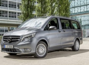 "Koks bus 2014-ųjų ""Mercedes-Benz Vito""?"