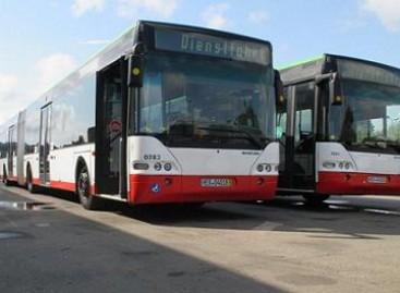"""Vilniečius veš pailginti """"Neoplan"""" autobusai"""