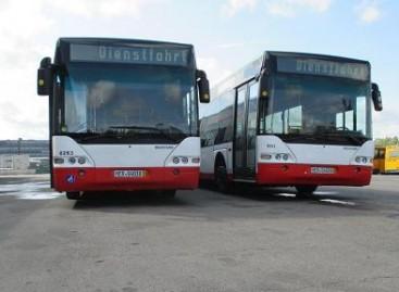 "Vilniaus gatvėse – jau visi ""Neoplan"" autobusai"