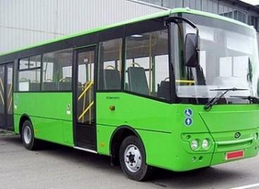 """""""Bogdan"""" pradėjo naujo autobuso modelio gamybą"""