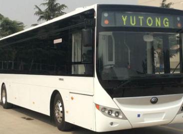 Australijoje – pirmieji kinietiški autobusai