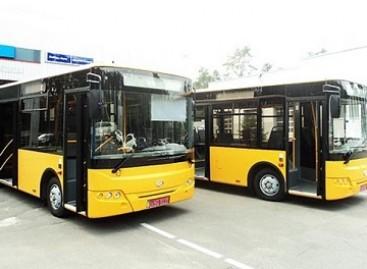 Pristatytas naujas ZAZ autobusas