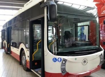 Nauji autobusai – ir Ukmergėje