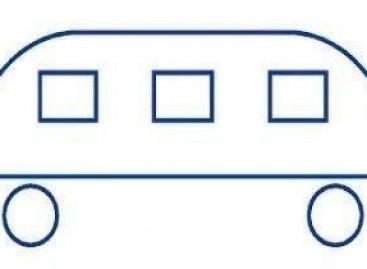 Mįslė: į kurią pusę važiuoja autobusas?