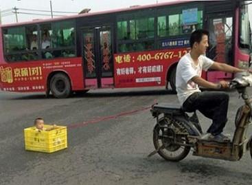 Tai galėjo nutikti tik Kinijoje…