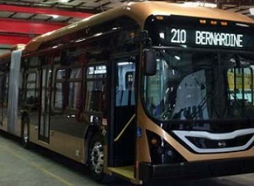 Kinijos BYD pristatė didžiausią elektrinį autobusą
