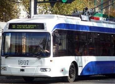 Iš Kišiniovo miesto centro dings maršrutiniai mikroautobusai