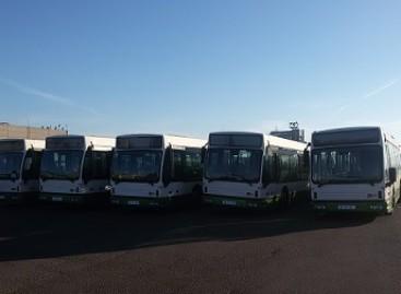 Kaune – olandiški autobusai