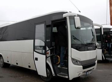 Lietuvos keliuose – dar dešimt naujų autobusų