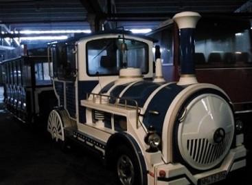 Pramoginį traukinuką pasiūlė registruoti… kaip traktorių