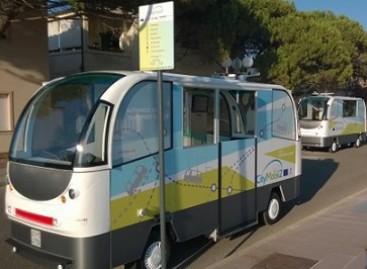 Bepiločio transporto ateitis: autobusai, ne automobiliai