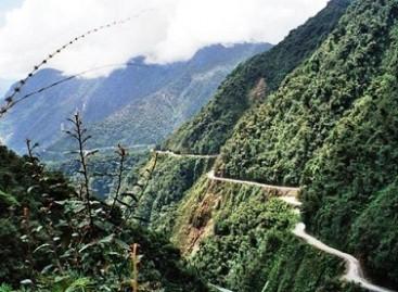 Pavojingiausias pasaulyje kelias