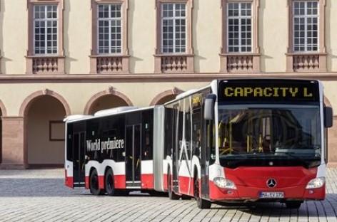 """Mercedes-Benz"" pristatė ""CapaCity L"""