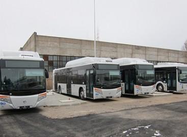 Naujieji autobusai jau važinėja iš Elektrėnų į Vilnių