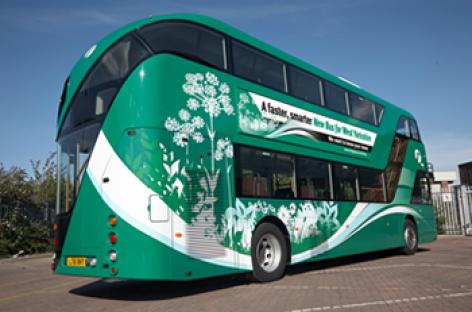 Vakarų Jorkšyre – nauji autobusai