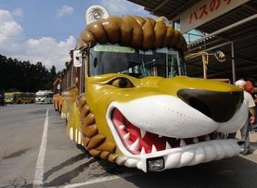 """Po Safari parkus – """"žvėrių"""" autobusais"""