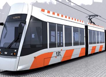 Į Taliną keliauja pirmieji nauji tramvajai
