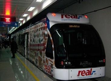 Turkijos mieste Antalijoje – keturi nauji tramvajų maršrutai