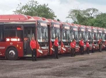 Venesuela sulauks 1500 kinietiškų autobusų